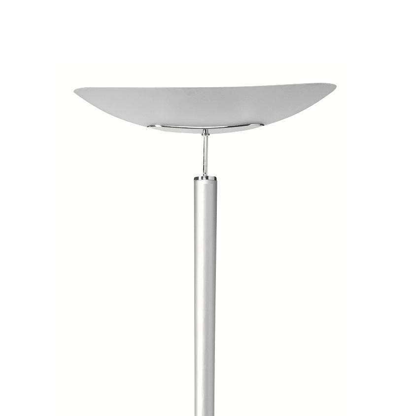 Stehlampe stehleuchte deckenfluter b ro lampe beleuchtung for Deckenfluter modern