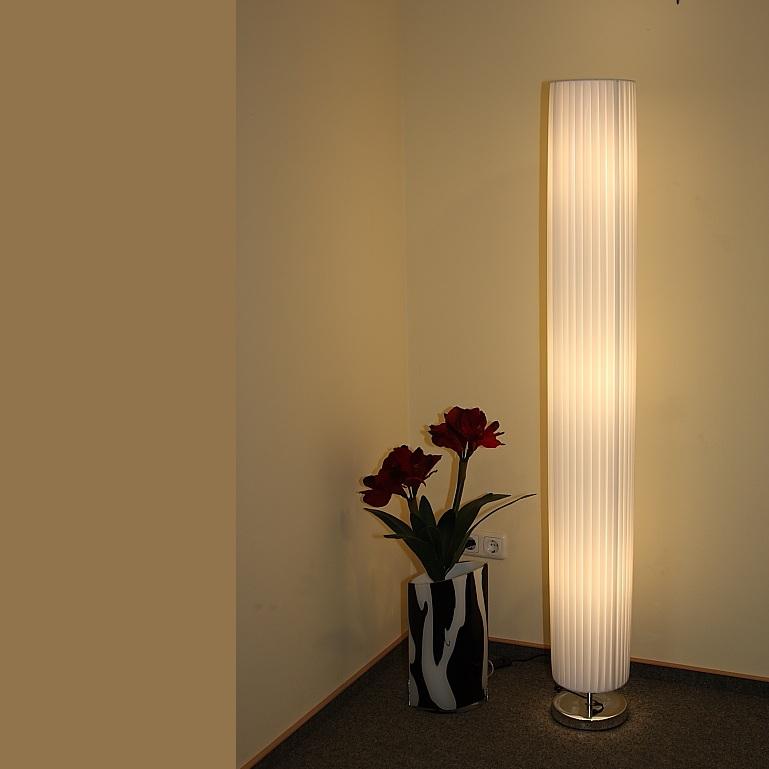 stehleuchte bodenleuchte stehlampe stoffleuchte lichts ule. Black Bedroom Furniture Sets. Home Design Ideas