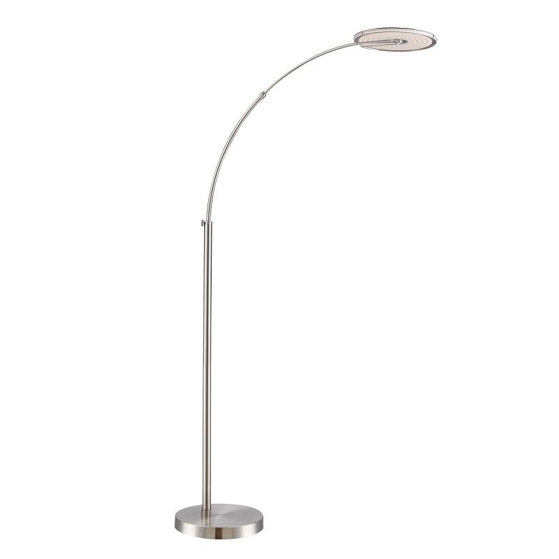 stehlampe led bogenleuchte stehleuchte bogenstehlampe lampen leuchten neu ebay. Black Bedroom Furniture Sets. Home Design Ideas