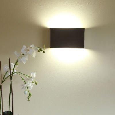 wandleuchte mb5507 energiespar wandlampe flurlampe ebay. Black Bedroom Furniture Sets. Home Design Ideas