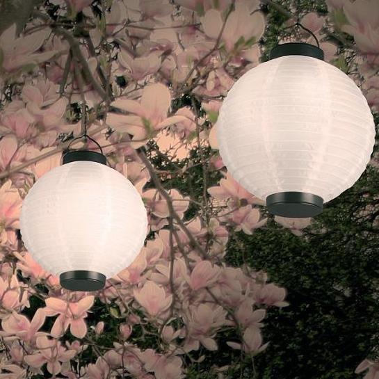 solar lampion led gartenlampe au enleuchte dekolampe. Black Bedroom Furniture Sets. Home Design Ideas