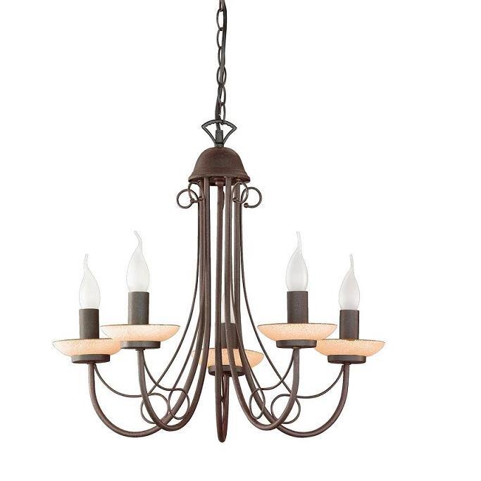 pendelleuchte kronleuchter rost rustikal landhaus lampe. Black Bedroom Furniture Sets. Home Design Ideas