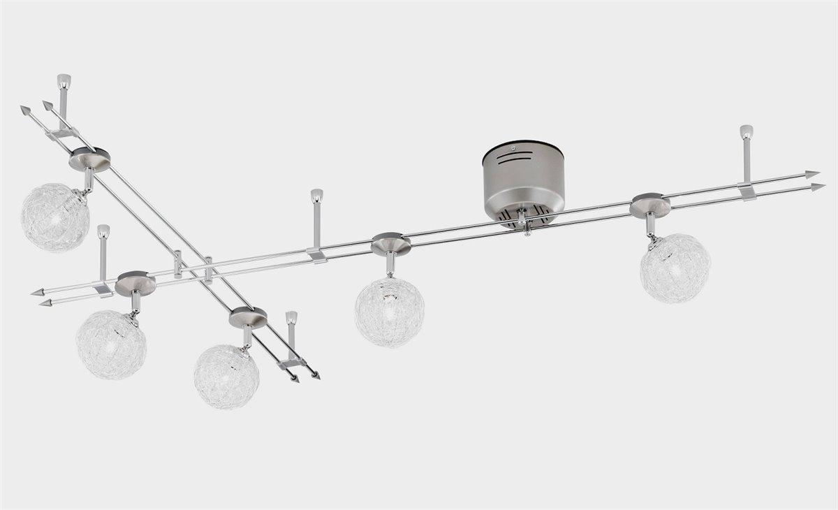 led deckenleuchte schienensystem licht f r haus und terrasse. Black Bedroom Furniture Sets. Home Design Ideas
