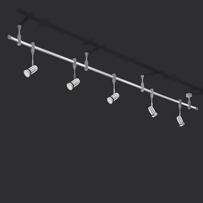 deckenleuchte deckenlampe strahler spot led schienensystem. Black Bedroom Furniture Sets. Home Design Ideas