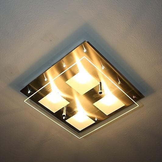 deckenleuchte led deckenlampe leuchten lampen beleuchtung. Black Bedroom Furniture Sets. Home Design Ideas