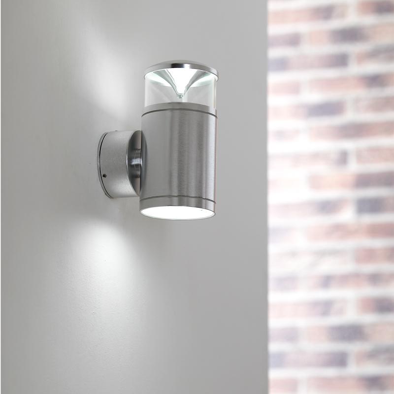 wandleuchte wandlampe au enlampe up and down. Black Bedroom Furniture Sets. Home Design Ideas