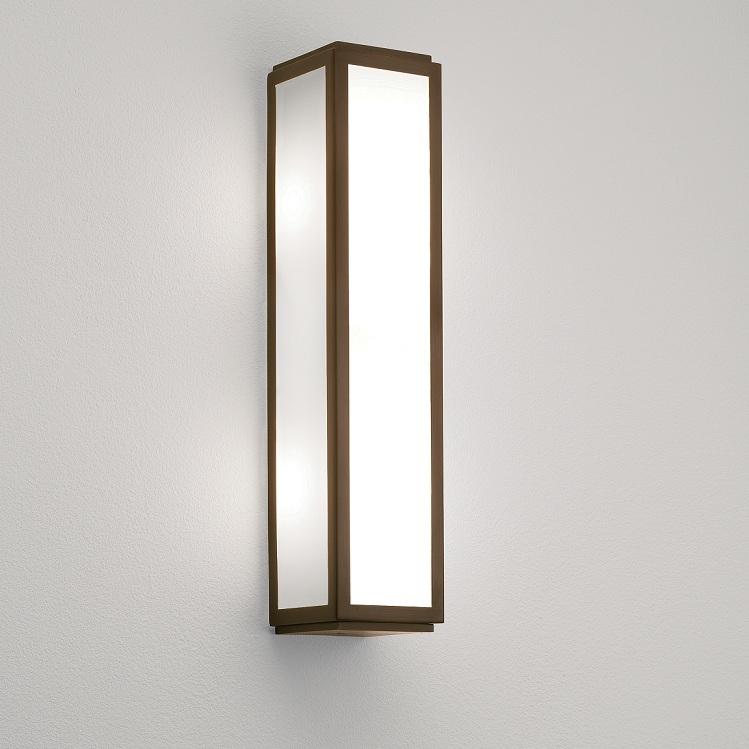 wandlampe badezimmer