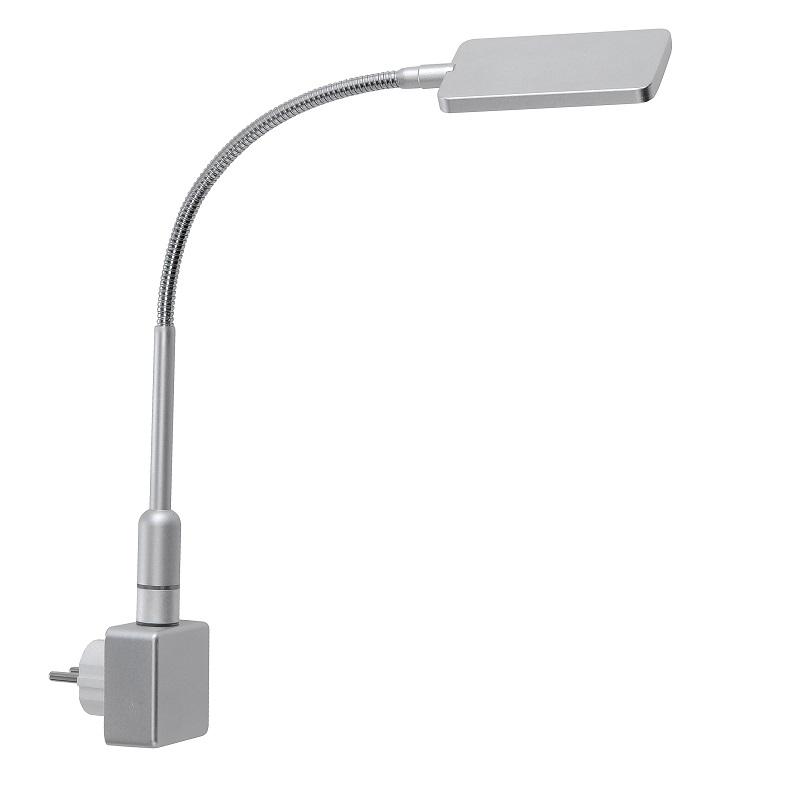steckdosenleuchte led steckdosenleuchte beleuchtung lampe leuchte modern neu ebay. Black Bedroom Furniture Sets. Home Design Ideas