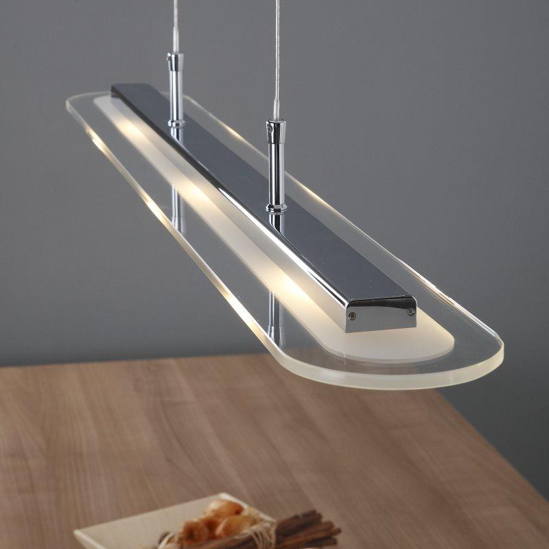 Lampe led dimmbar led pendelleuchte 4 x 6 5w citizen led stil modern