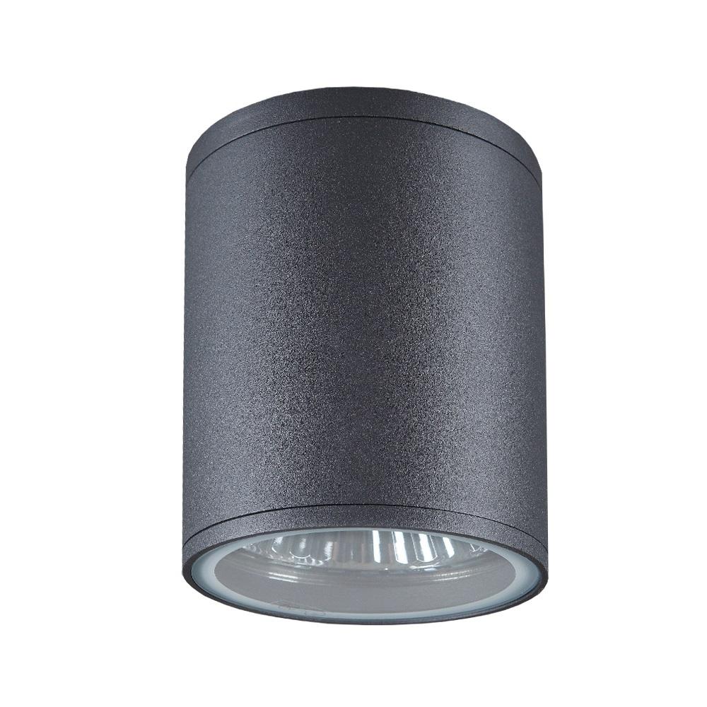 deckenleuchte aufbau downlight au enlampe strahler deckenstrahler anthrazit spot ebay. Black Bedroom Furniture Sets. Home Design Ideas