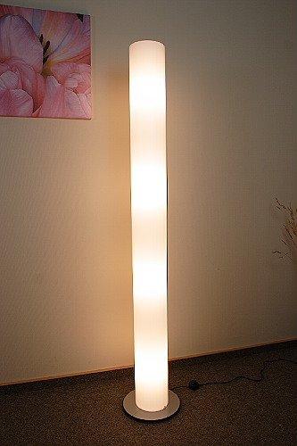 Stehleuchte 160cm Stehlampe 4xE27 Standlampe hochwertig Bodenleuchte ...