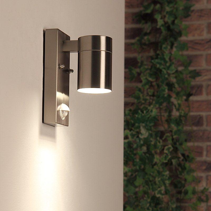 Steinel Außenleuchte L 22 – Wandlampe, 180
