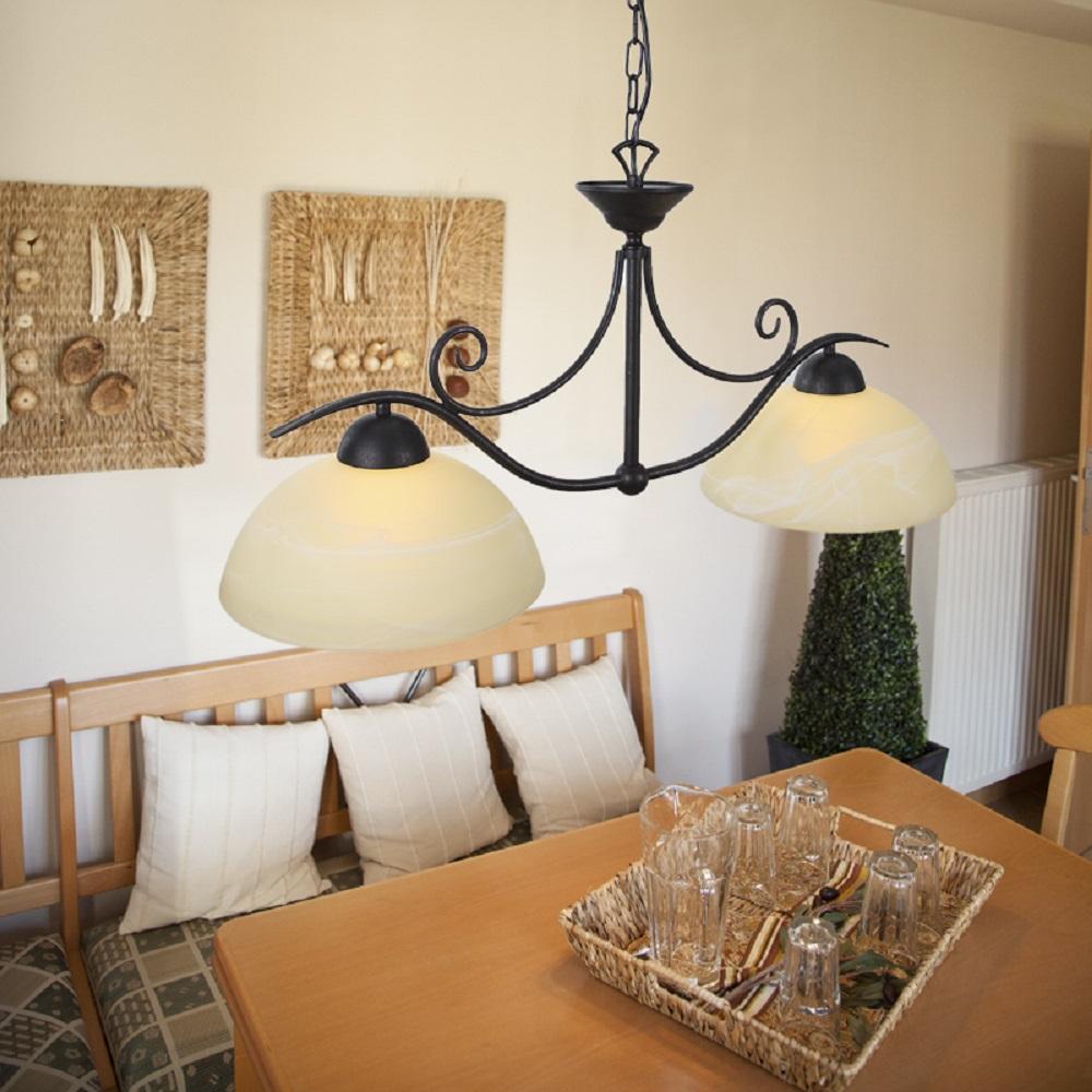 Pendelleuchte Hängelampe Deckenlampe Pendellampe Lampe Leuchte Landhausstil  eBay