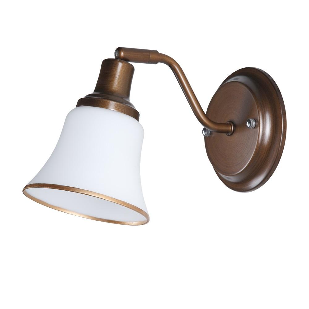 wandleuchte wandlampe rustikal landhaus altmessing lampe. Black Bedroom Furniture Sets. Home Design Ideas