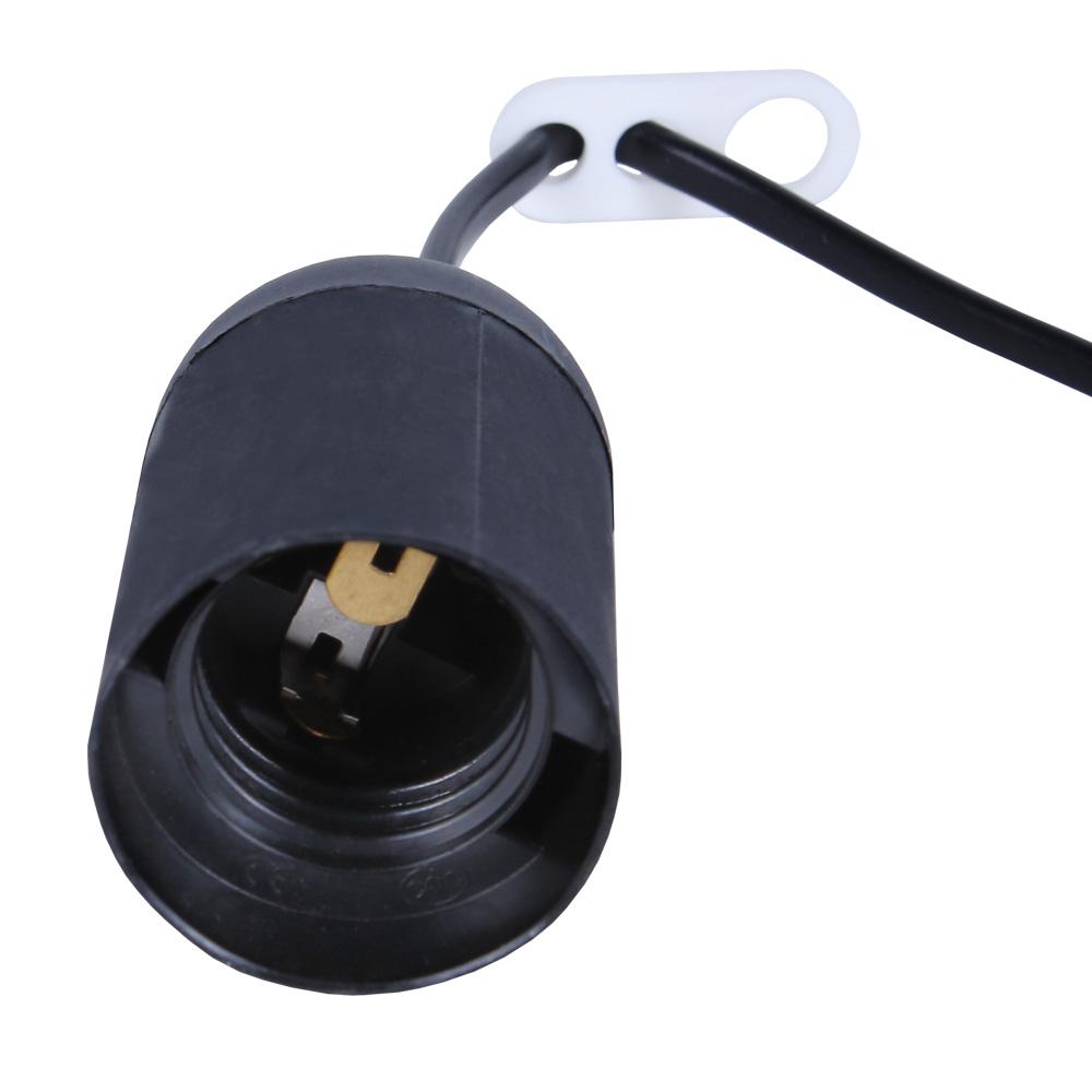 Renovierfassungen 10er Set 10 Stck Baustellenfassung mit L/üsterklemme Baufassung Spannungspr/üfer 10x LED-Leuchtmittel a 10Watt Lampenfassung Iso E27 Ersatzfassung LED-Lampen